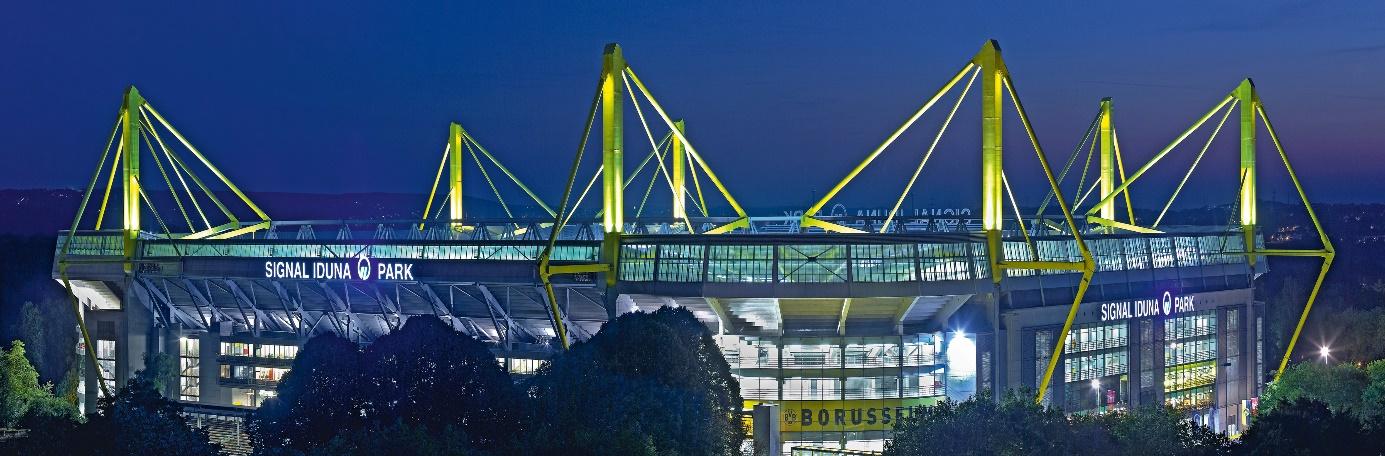 Stadion Dortmund FГјhrung